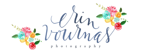 Erin Vournas Photography | Williston, ND logo